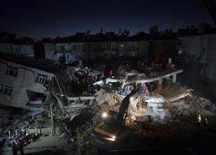 Elazığ'daki deprem sonrası tüm dünyadan Türkiye'ye destek!
