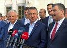 Fuat Oktay'dan Doğu Akdeniz mesajı