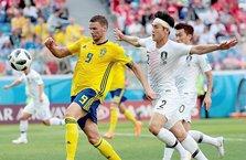 İsveç Güney Kore'yi 1-0 mağlup etti