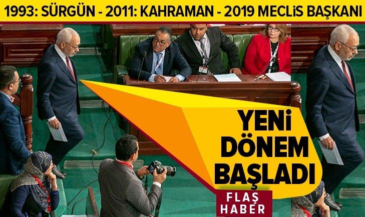 93'TE SÜRGÜN, 2011'DE KAHRAMAN 2019'DA...