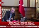 Son dakika: Başkan Erdoğan Barış Pınarı Harekatının emrini böyle verdi!