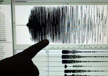 Son dakika: Tunceli'de 3,9 büyüklüğünde deprem