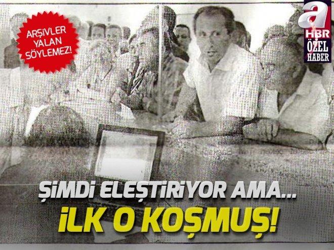 İnce'yi de AK Parti ısıtmış!