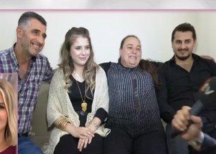 Esra Erol ATV ekranlarında küs aileleri barıştırdı! Türkiye Esra Erol'un bu hareketini konuşuyor