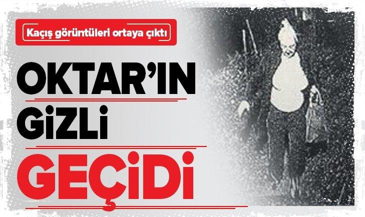İŞTE ADNAN OKTAR'IN GİZLİ GEÇİDİ!