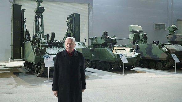 Başkan Erdoğan Aselsan tesislerini gezdi