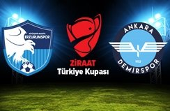 BB Erzurumspor - Ankara Demirspor | CANLI