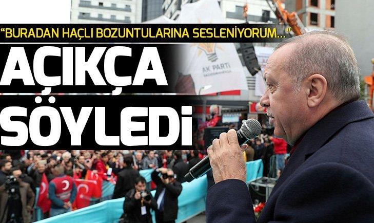 BURADAN HAÇLI BOZUNTULARINA SESLENİYORUM...