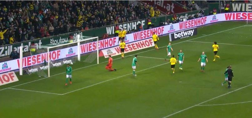 Bundesliga'da 23.haftanın en güzel 5 golü