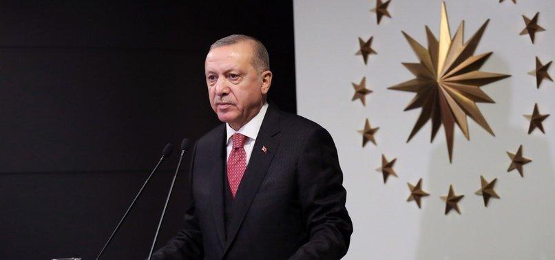 Başkan Erdoğan: Berlin'deki Mevlana Camii'ne polis operasyonunu şiddetle kınıyorum