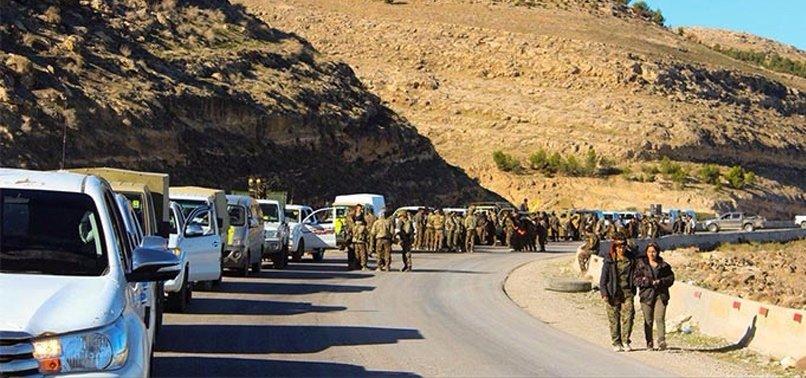 HDP'NİN ÇAĞRISIYLA TERÖR ÖRGÜTÜ YPG'YE KATILDILAR