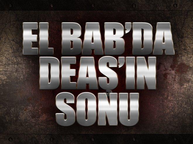 EL BAB'DAKİ STRATEJİK KÖY DEAŞ'TAN ALINDI