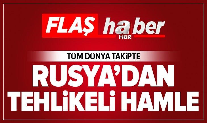 RUSYA, KUZEY KORE GEMİSİNE EL KOYDU!