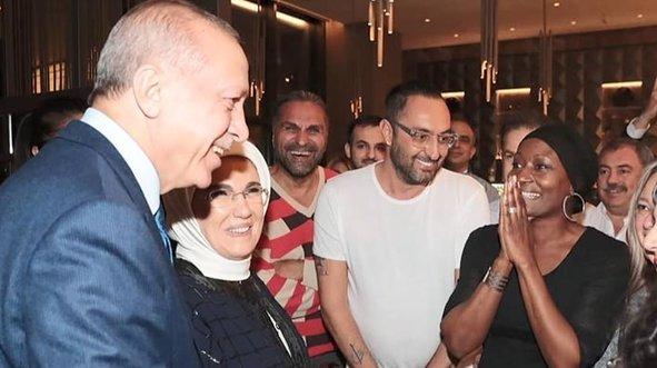 Miles: Erdoğan için Gururlanmalısınız