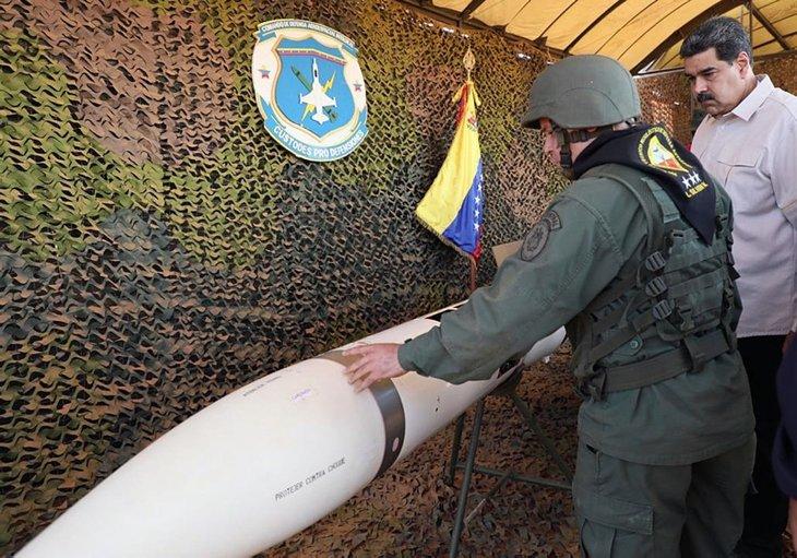 Maduro ABD'ye meydan okudu: İşte silahlı kuvvetler burada