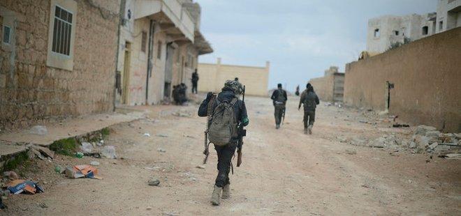 ÖZGÜR SURİYE ORDUSU, PKK/PYD/YPG'YE KARŞI OPERASYON BAŞLATTI
