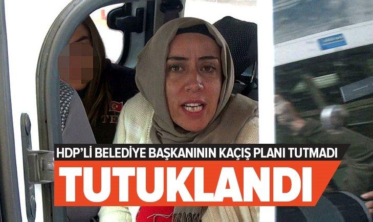 HDP'Lİ BELEDİYE BAŞKANI KARDEŞİNİN KİMLİĞİ İLE KAÇARKEN YAKALANDI