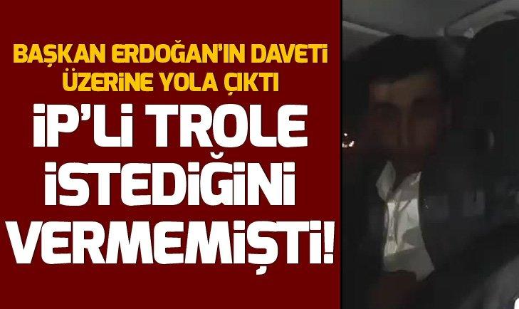 Türkiye'nin konuştuğu Yusuf, Başkan Erdoğan'ın daveti üzerine yola çıktı