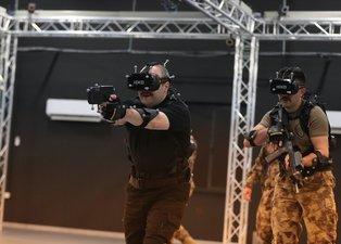 Bakan Varank, hücre evi simülasyonlu'' sanal operasyona katıldı