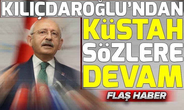 Kemal Kılıçdaroğlu yine YSK üyelerine hakaret etti