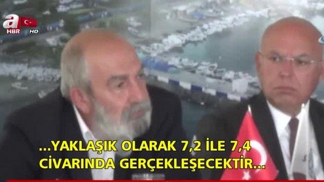 Deprem profesöründen korkutan uyarı! Marmara'da 7,4...