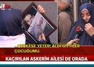 Teröristler yanından alıp götürdüler |Video