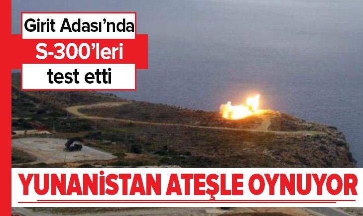 Yunanistan ateşle oynuyor
