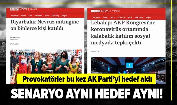 BBC Türkçeyalan haberlerine devam ediyor! AK Parti üzerinden algı operasyonuna girişti