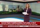 Son dakika: Sakarya Hendekte havai fişek fabrikasındaki patlamada kaç kişi hayatını kaybetti? Kaç yaralı var? | Video