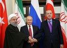 Soçi'de Suriye için kritik toplantı