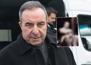 Arka Sokaklar dizisinin Rıza Babası Zafer Ergin o fotoğrafıyla sosyal medyayı salladı!