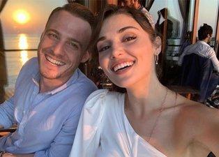 Kerem Bürsin ve Hande Erçel görüntüleriyle olay olmuştu! Aşk açıklaması geldi