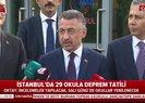 Başkan Yardımcısı Fuat Oktay açıkladı: 3 GSM operatörü, depreme karşı ortak hat kuracak |Video