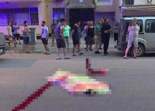 Mersin'de eski eş dehşeti! Pompalı tüfekle saldırdı