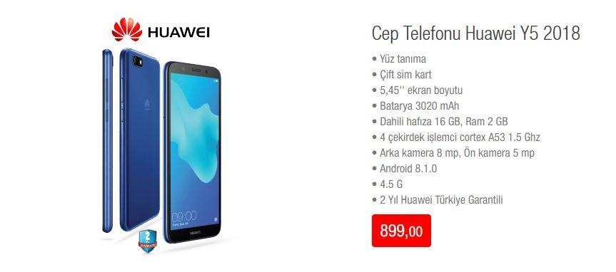BİM'den Huawei telefon sürprizi! BİM aktüel ürünler ...