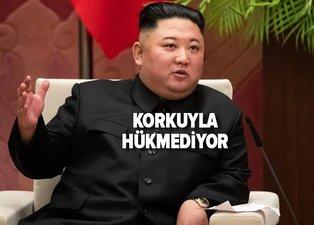 Kuzey Kore lideri Kim Jong-un yemeği soğuk gelince bakın ne yapmış