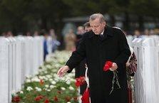 Şehitleri Anma Günü ve Çanakkale Deniz Zaferi'nin 103. yılı