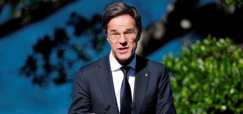 Hollanda Başbakanı Rutte: Türkiyesiz düşünemiyorum...