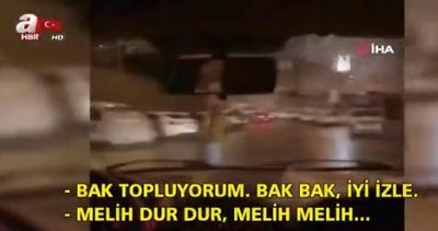 İşte trafik teröristleri | Video