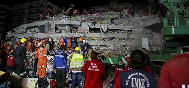 İzmir depremi son durum: 30 Ekim İzmir depreminde kaç kişi öldü? İzmir depremi ölenlerin isim listesi
