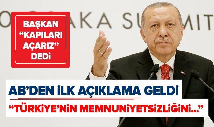 Başkan Erdoğan resti çekti! Hollanda Başbakanı Mark Ruttetan ilk açıklama