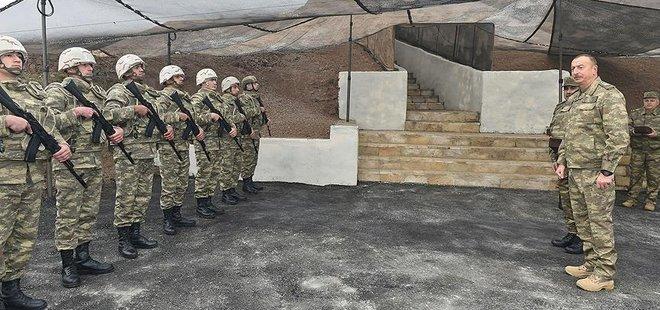 AZERBAYCAN'DAN ERMENİSTAN'A AĞIR ZAYİAT