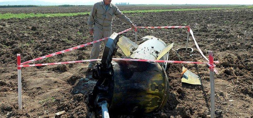 Son dakika: Ermenistan Tochka-U füzesi ile sivilleri vuruyor!