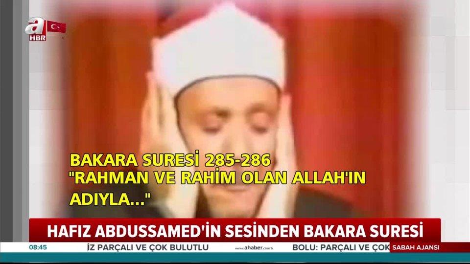 Abdussamed Kimdir Abdulbasit Abdussamed Nerelidir Ahaber Video