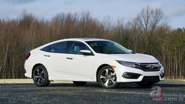 Honda Civic Sedan Ve Hbin Dizel Otomatik Fiyatları Açıklandı Ahaber