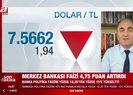 Merkez Bankasının faiz kararı sonrası dolar ve euro düştü! Döviz kurlarındaki düşüş sürecek mi? A Haberde flaş açıklamalar