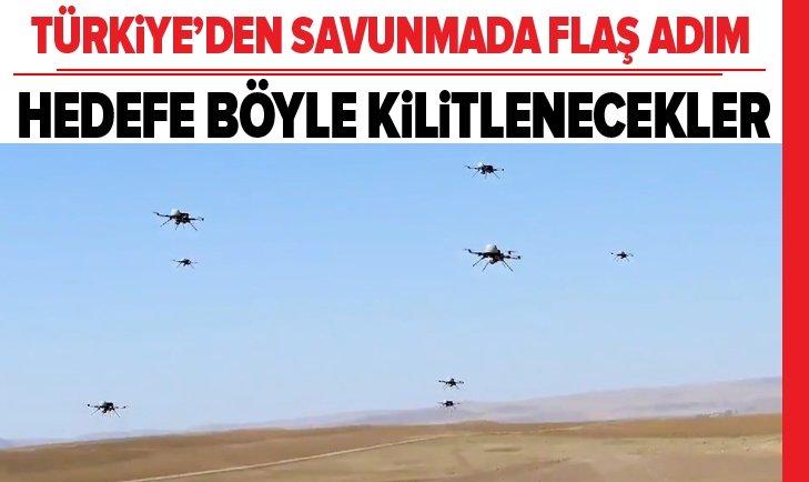 TÜRKİYE'DEN SAVUNMADA FLAŞ ADIM!