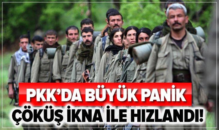PKK'DA PANİK! TELEFONLAR YASAKLANDI