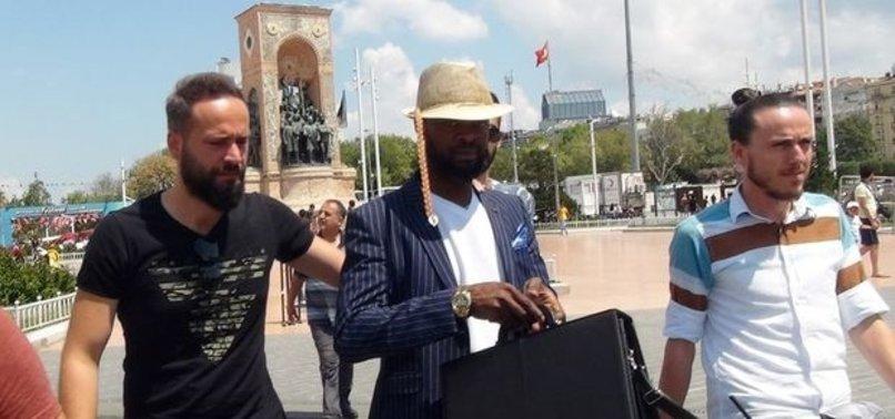 'KAĞIDI DOLAR YAPIYORUM' DEDİ YAKALANDI!
