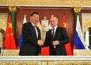 Putin ve Şi Cinping'den Moskova'da kritik görüşme   Video